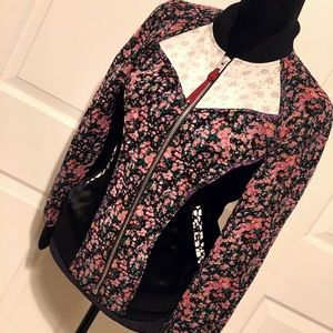Coach Floral Sweater
